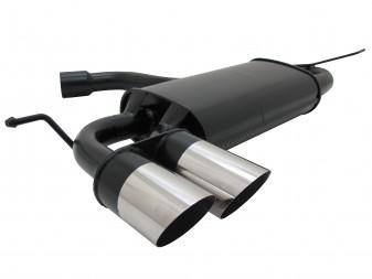 Silenziatore Sportivo  *  AUDI  *  A3  *  2.0 TFSI  -  200PS/147kW  -  1984ccm  *  2003-2012